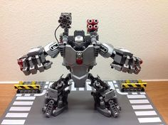 LEGO Ideas - War Machine Hulkbuster