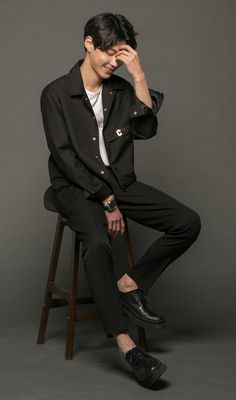 Korean Drama Stars, Korean Drama Best, Handsome Korean Actors, Handsome Boys, Bts Summer Package, Become A Fashion Designer, Cute Korean Boys, Kdrama Actors, Korean Street Fashion