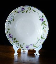 "Laura Ashley Grapefields Salad Plate(s) 8"" #LauraAshley"