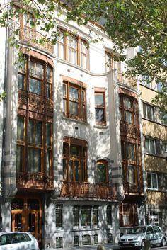 H2. Victor Horta, Hôtel Solvay, Brussel (1895-1897)