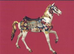 Carosel Horse, Carousels, Fair Grounds, Carving, Horses, Dolls, Projects, Baby Dolls, Log Projects