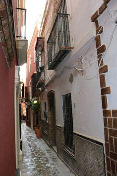 #Sevilla. #Barrio_de_Santa_Cruz. Pulse en la fotografía para ver #casa_en_Sevilla, Spain.