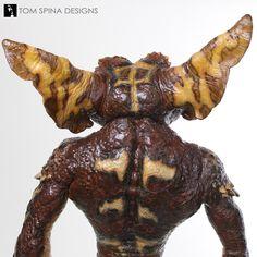 Gremlins 2 Prop Puppet Restoration and Display - Tom Spina Designs » Tom Spina Designs