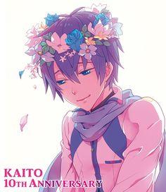 KAITO兄さん10周年&誕生日おめでとう!