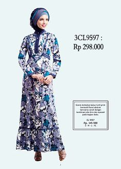My Boutique: Blouse & Gamis Calosa - Discount Lebaran 2011