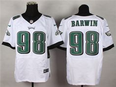 NFL Jersey's Pro Line Men's Philadelphia Eagles Allen Barbre Team Color Jersey