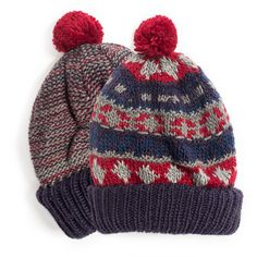 ビーニー ニット帽 ニットキャップ ムクルクス MUK LUKS 冬物  WOMEN レディース ニット MUK LUKS Women's Snowflake Nordic Pom Cuff Cap