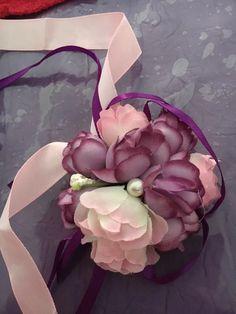 Tienda Online 1 Unids Rosa Muñeca Corsage de flores Artificiales Flores de La Novia de Dama de Honor Hermanas Decoración Del Banquete de Boda Nupcial Prom | Aliexpress móvil