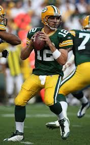 Aaron Rodgers- Green Bay Packers