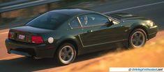 2001 Ford Mustang Bullitt special edition