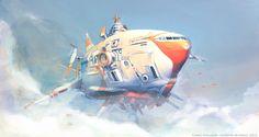 spaceship_cargo Giussepe Severino