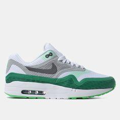 Nike Air Max 1 Br Shoes - White/dark Grey