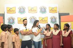 Dinesh Karthik and Dipika Pallikal together inspires people of Chennai to be Shiksha Superheroes http://www.chennaicitynews.net/news/dinesh-karthik-and-dipika-pallikal-together-inspires-people-of-chennai-to-be-shiksha-superheroes-24668/