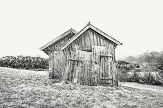 """Die Scheunen"" (Photo © Sascha Kletzsch) Architectural Photographers, House Styles, Home Decor, Photography, Barns, Architecture, Room Decor, Home Interior Design, Decoration Home"