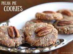Pecan Pie Cookies - My Heart Beets