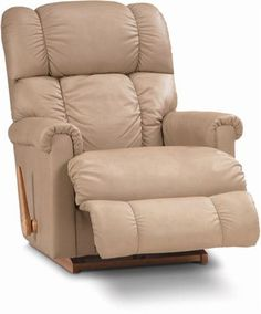 I just ordered a new Grand Pinnacle XL La-Z-Boy Recliner in ivory leather for my new Hypnotherapy studio. It can take person so great for weight loss ...  sc 1 st  Pinterest & Electric Massage Chairs: Reclining Living Room Armchair [Id 3516215 ...