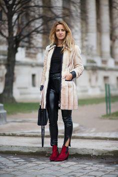 Outfit idea.... Alexia Niedzielski   - HarpersBAZAAR.com