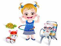 Bebê Hazel Festa dos Pets - http://jogosdabebehazel.com.br/jogos/bebe-hazel-festa-dos-pets/ #JogosDaBebeHazel, #Jogosdabebehazel Jogos de Pet