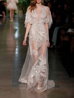 Image via We Heart It https://weheartit.com/entry/160885954 #Couture #dress #eliesaab #fashion #luxury #spring #summer #2015