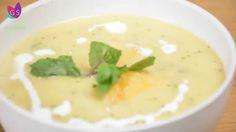 Fragrance Sweet Minty Cantaloupe - cold soup