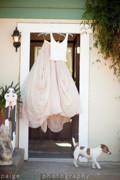 Real Weddings - Kensington Gown