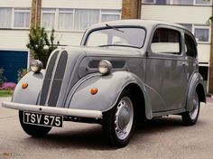 1954 Ford Popular 103E 4-Cylinder 1172cc Side-Valve 30bhp engine
