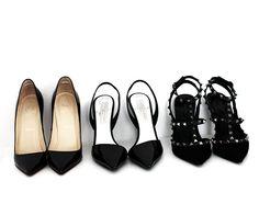 Black heels : Minimal + Classic | Nordhaven Studio