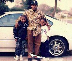 Eazy-E and Kids Straight Outta Compton, Hip Hop, Hipster, Couple Photos, Couples, Kids, Style, Fashion, Couple Shots