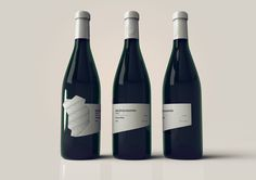 Dűlőválogatás Wine Label (Student Project) on Packaging of the World - Creative Package Design Gallery