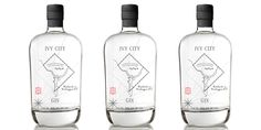 Ivy City Gin is a new American dry gin coming out of the Washington DC  distillery, One Eight Distilling. The gin is named after the northeastern  neighborhood of Ivy City where the spirit is made, a neighborhood currently  undergoing a bit of a renaissance. A city not known for it's distilleries,  this is only the SECOND gin produced in the District post-prohibition!
