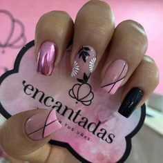 Search for nails at SHEIN. Love Nails, Pink Nails, Pretty Nails, My Nails, Classy Nails, Stylish Nails, Simple Nails, Best Acrylic Nails, Nagel Gel