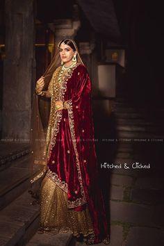 """Photo from album """"Wedding photography"""" posted by photographer Alankrita Studios Bridal Lehenga, Saree Wedding, Saree Gown, Sari, Photographic Studio, Wedding Preparation, Wedding Photography, Beige, Gowns"""