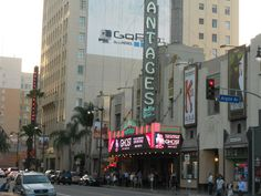 Pantages Los Angeles