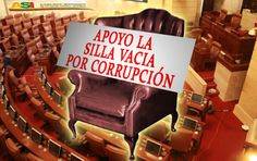 La Silla Vacía Por Corrupción: Una herramienta útil Social, Tools, Chairs, Blue Prints