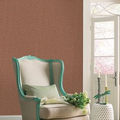 Colour Library 79 Designer Wallpaper from Nilaya by Asian Paints