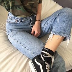 fashion, outfit, vans
