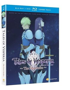 Christopher R. Sabat & Troy Baker & Mike McFarland-Tales of Vesperia: The First Strike