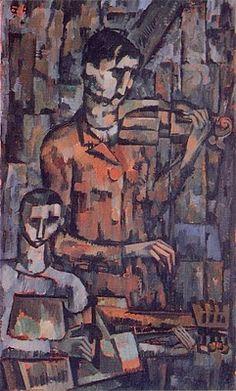TICMUSart: Life of instruments - Amadeo de Souza-Cardoso (191... (I.M.)