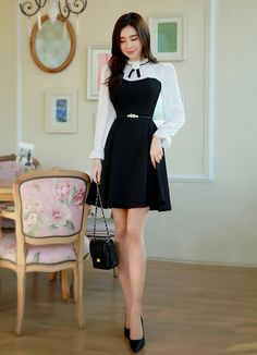 Look at this Awesome korean fashion trends Korean Fashion Trends, Korean Street Fashion, Asian Fashion, Korea Fashion, Black Women Fashion, Cute Fashion, Womens Fashion, Fashion Styles, Fashion Brands