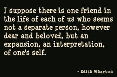 Edith Wharton Quote