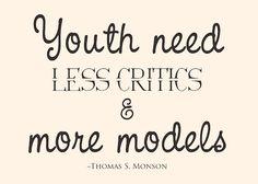 Thomas S. Monson #example