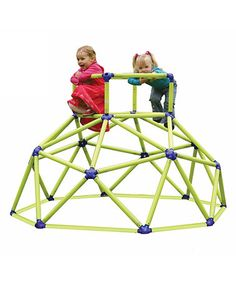 For new house/backyard....Take a look at this Monkey Bars by ToyMonster on #zulily today!
