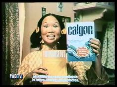 "Calgon Detergeant ad - ""Ancient Chinese Secret""!!!!   OMG!!! I forgot all about that commercial!!!! Wow!!!"