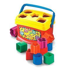 Les boîtes à forme pour bébé ! #jeu #bonplan #boitesàformes #jouet #bébé #idéejeu #baby