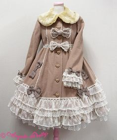 Angelic Pretty Sweet Loveフリルコート