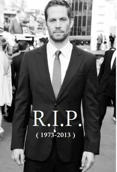 Hasta siempre Paul <3
