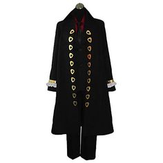 Cosplay Costume Inspired by One Piece Strong World Luffy Uniform