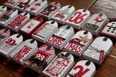 Christmas countdown........