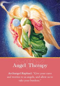 Oracle Card Angel Therapy | Doreen Virtue - Official Angel Therapy Website