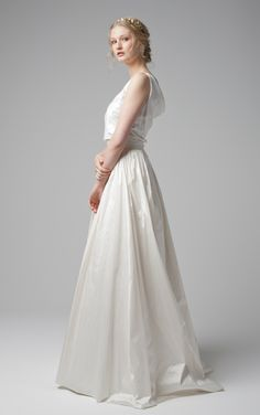 Sophia Dupion   Alma Wong   Alma J Bridal